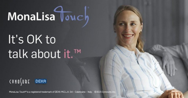 monalisa touch promotion graphic